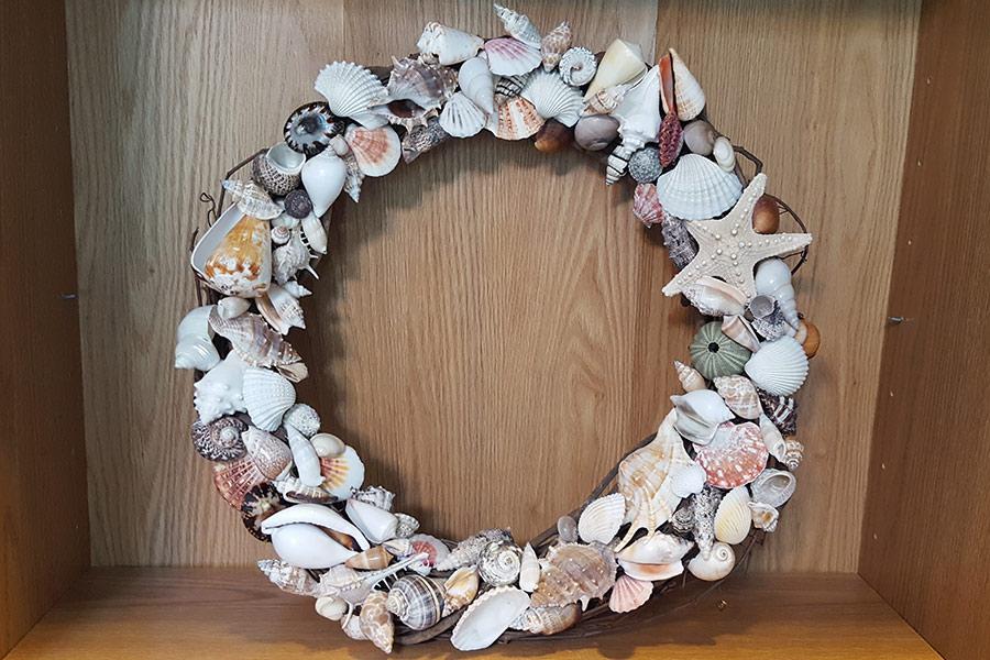ShellWreath