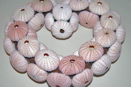 Sea Urchin Shell Wreath